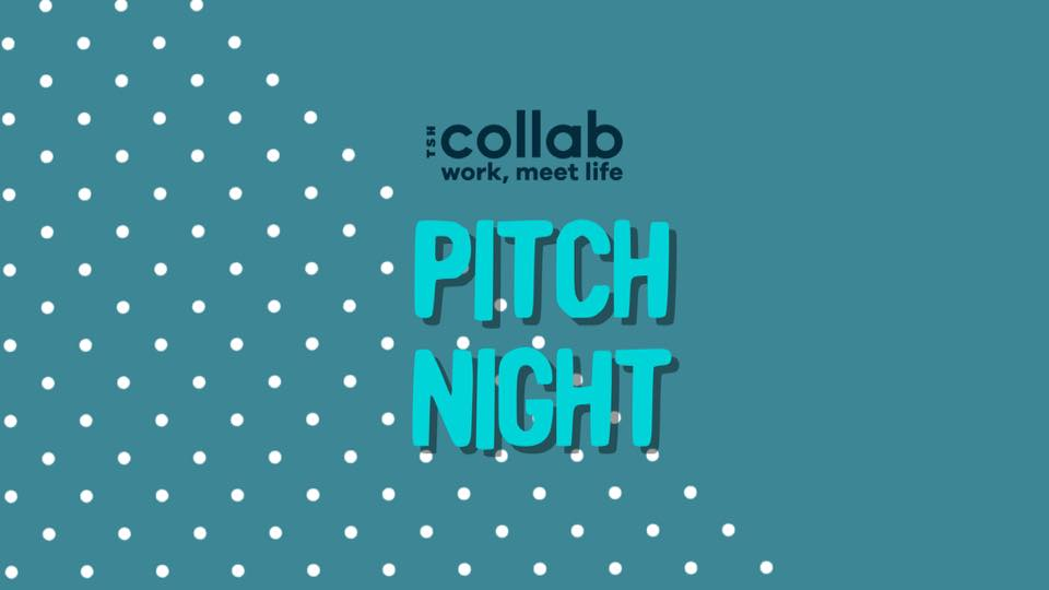 TSH Collab Pitch Night Pakhuis de Règâh Pakhuis de Zwijger in Den Haag Edgar Neo